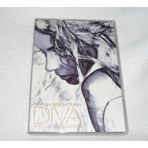 Dvd Sarah Brightman Diva The Video Collection