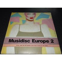Musidisc Europe Vol.2 Variado Eurodance Italo Tipo Gapul !!!