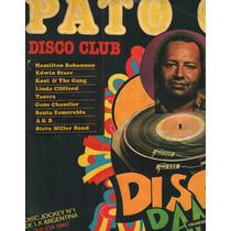Pato C Disco Club Disj Jockey Moda 1990 - Lp Vinilo