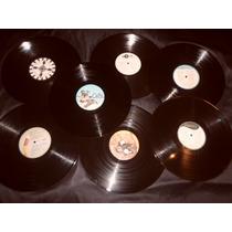 Discos Nuevos De Vinilo P Decoración O Artesanías 100 X $415