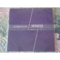 Vicentico Los Caminos De La Vida Cd Promo 2004 Eureka