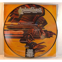Judas Priest Screaming For Vengeance Vinilo Lp Picture Disc