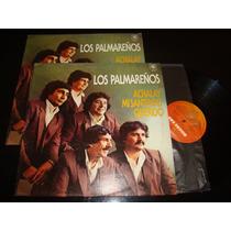 Los Palmareños Achalay Mi Santiago Querido Promo Vinilo Nm+
