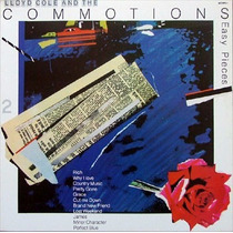 Lloyd Cole And The Commotions Easy Pieces Lp Br Nm (7193)