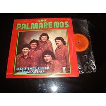 Los Palmareños Bajo Este Cielo Argentino Pro 1991 Vinilo Nm+