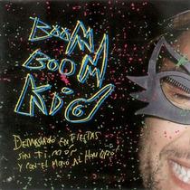 Boom Boom Kid Demasiado En Fiestas Cd Nuevo Sellado