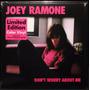 Joey Ramone Vinilo Color Sellado Usa Edicion Limitada