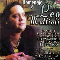 Leo Mattioli - Homenaje A Leo Mattioli Varios Artistas