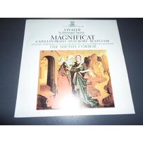 Vivaldi Michel Corboz - La Musica Sacra Magnificat * Vinilo