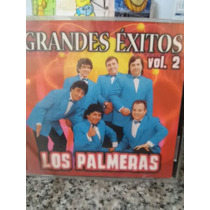 Cd Los Palmeras Grandes Exitos 2
