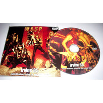 Wasp Irvine 85 Dvd