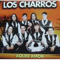 Cumbia De Los 90-los Charros Cd Original