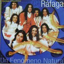 Cumbia De Los 90-grupo Rafaga-cd Original