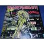 Iron Maiden Killers Vinilo Lp 1981 Paul Di Anno Impecable!!