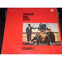 Bee Gees. Odessa Vol2. Vinilo Arg.