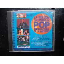 Cd La Mejor Coleccion De Pop Internacional N°13 Original