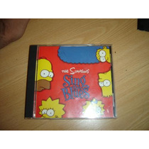 The Simpsons Sing The Blues Cd Importado Usa Soundtrack