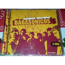 Babasonicos (2cds) Obras Cumbres (arg) Muy Buen Estado