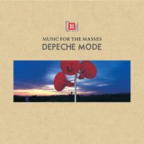Depeche Mode. Music For The Masses. Edición Nacional 1998 Cd