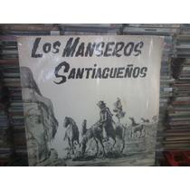 Los Manseros Santiagueños Lp Vinilo