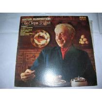 Antiguo Disco Vinilo El Chopin Que Amo Artur Rubinstein Lp