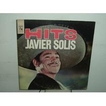 Javier Solis Hits Vinilo Americano