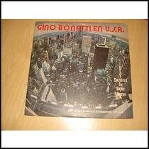 Gino Bonetti En Usa Vinilo Musica Disco