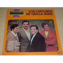 Los Cantores De Quilla Huasi Vinilo Argentino