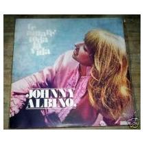 Johnny Albino Te Amare Toda La Vida Lp Raro Vinilo
