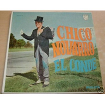 Chico Novarro El Conde Vinilo Argentino
