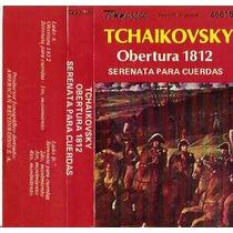 Cassette Original Tchaikovsky - Obertura 1812