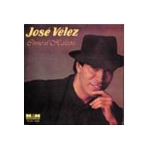 Jose Velez Cd Como El Halcon Original 1991 Descatalogado