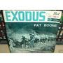 Pat Boone Exodus Simple C/tapa Argentino