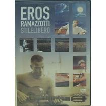 Eros Ramazzotti Stilelibero Dvd Argentino