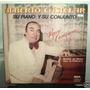 Alberto Castelar Pajaro Campana Piano Vinilo Argentino