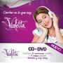 Violetta - Cantar Es Lo Que Soy (cd + Dvd)
