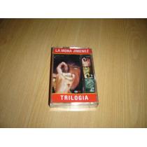 Mona Jimenez Trilogia 1 Er Acto Cassette Original Cuarteto