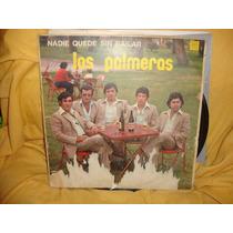 Manoenpez Vinilo Los Palmeras Nadie Quede Sin Bailar Ojo! P3