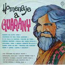 Homenaje - Horacio Guarany - Lp Nuevo
