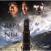 Rapa Nui Stewart Copeland Cd Soundtrack The Police Percusion