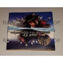 Chaqueño Palavecino (cd) 25 Años (arg) Digipak Muy B Estado