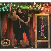 La Mona Jimenez - Jimeneo ( Cd 87 ) Cd 2015 Disp 15/12/15