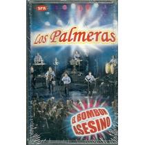 Los Palmeras El Bombon Asesino Cassette Cerrado Nuevo