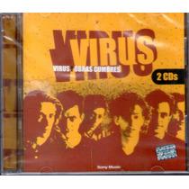 Virus - Obras Cumbres ( 2 Cd )