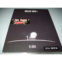 Cd + Dvd Dread Mar I - 10 Años ( Eshop Big Bang Rock )
