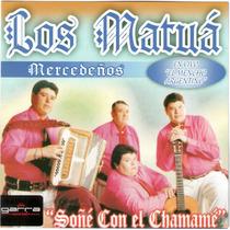 Los Matua Mercedeños - Soñe Con El Chamame Cd 2015