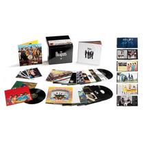 The Beatles Vinilo Stereo Box Cerrada Nuevo 16 Lp Mas Libro