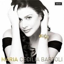 Cecilia Bartoli - María (cd + Libro - Edición De Lujo)