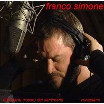 Franco Simone Cd: Dizionario Rosso Sentimenti ( Argentina )