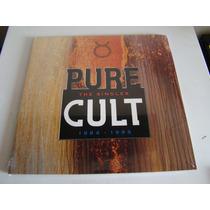 The Cult Pure Cult The Singles 1984-1995 2 Vinilos Cerrado